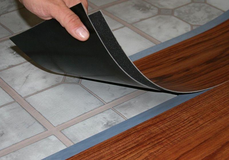 Приемущества и недостатки виниловой плитки