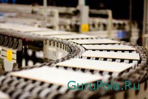 изготовление кемической плитки