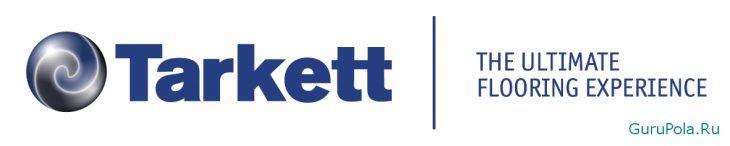 логотип компании по производтсву современного напольного покрытия