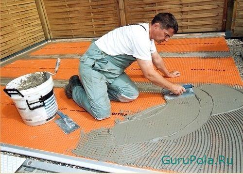 гидроизоляция пола в деревянных домах