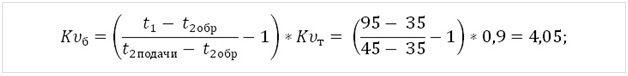 формула давления