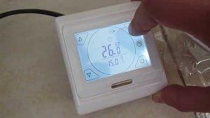 температура датчик