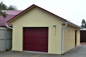 гараж строение
