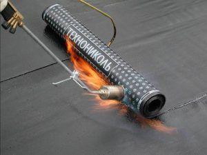 Газовая горелка рулон