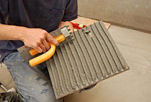 Клей шпатель плитка