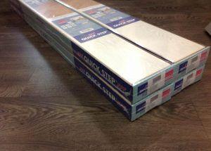 Сколько квадратов в упаковке ламината