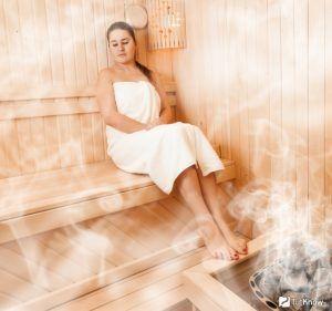 Пар в бане