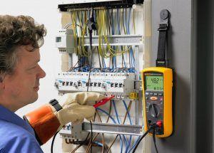 Проверка  электросети