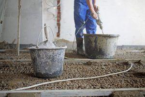Цементные смеси для пола