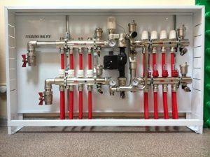 терморегулятор установка