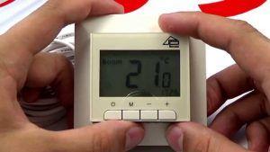 Какой терморегулятор лучше механический или электронный