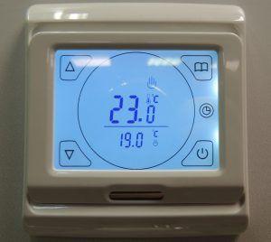 Терморегулятор для теплого ик пола