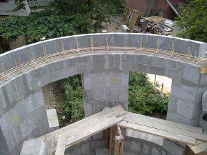 строительство полистиролбетон