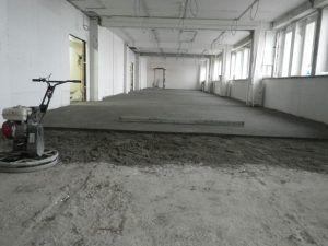 бетон засыпка