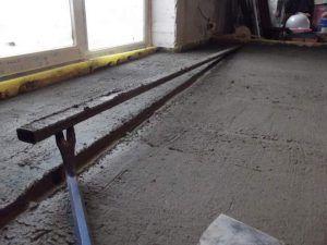 Подготовка деревянных полов к заливке стяжки
