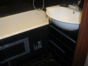 размещение ванн