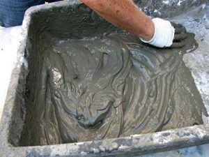 смесь бетон