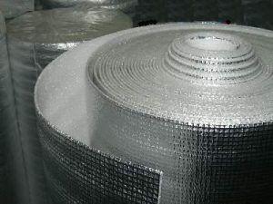 Технология монтажа водяного пола сфольгированной подложкой