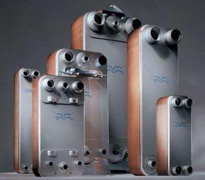 Теплообменники из стали