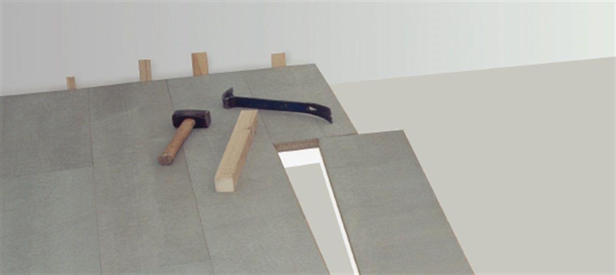 Цементно–стружечная плита