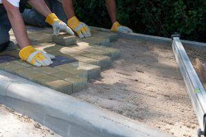 укладка на цемент