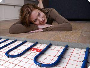 Выбор напольного покрытия для теплых полов