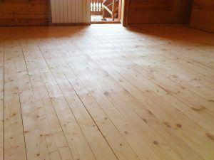 пол древесина