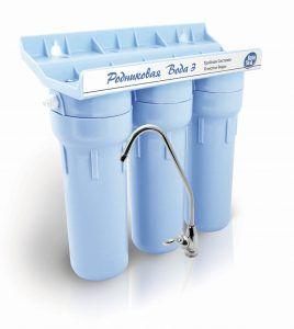 фильтры вода