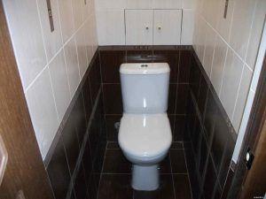 кафель туалет