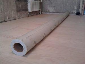 на бетон