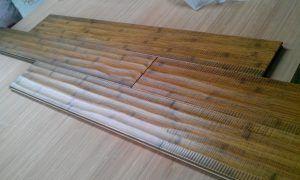 Паркет бамбук