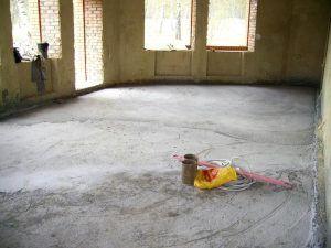 подготовка бетона