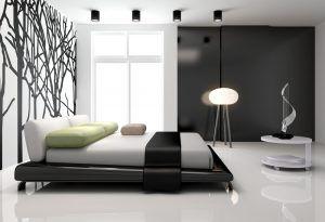 Спальня азиатская