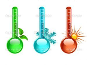 Термометр температура