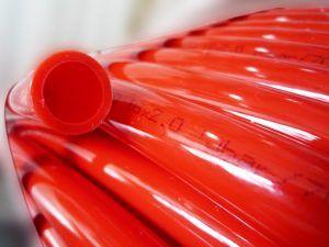 Трубы для водяного пола