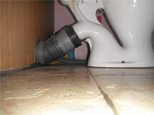 унитаз канализация