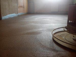 бетон низкие температуры