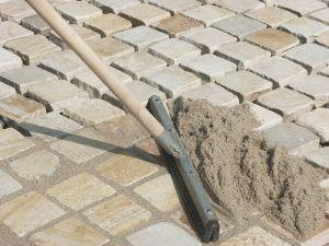 швы тротуарной плитки