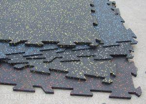 резина плитки
