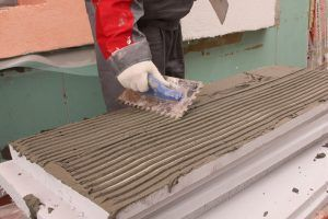 Полимерно-цементный клей