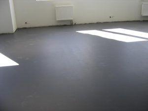 полы бетонные