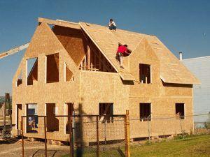 каркасное строительство