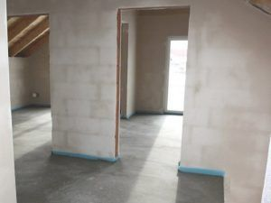Сооружение новой стяжки