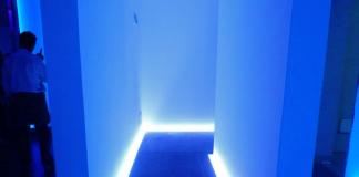 Устройство подсветки пола