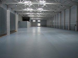 покрытия для бетонного пола