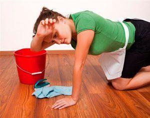 Средства для мытья паркетных полов