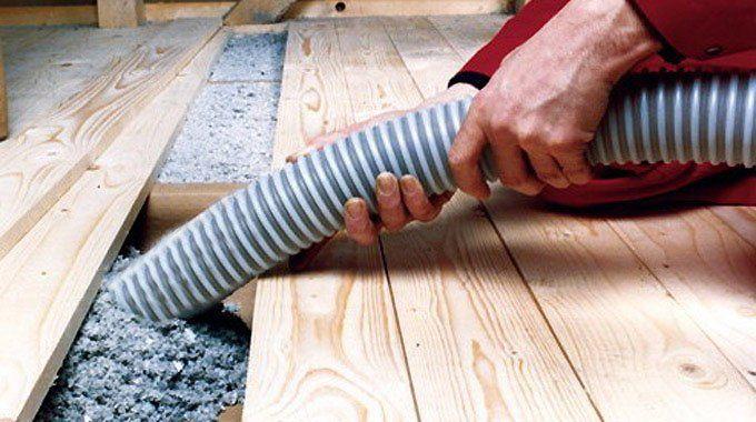 Утеплитель под деревянный пол