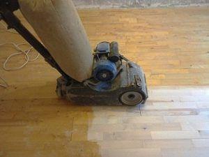Циклевка деревянного пола: как правильно выполнить работы своими руками?