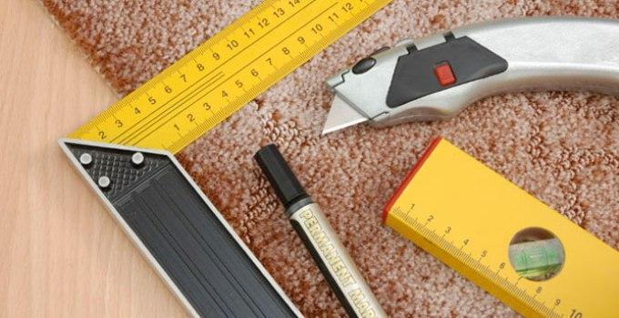 Инструменты для укладки ковролина