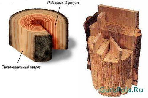 Выбор древесины для художественного паркета